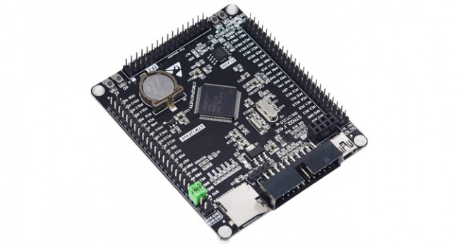 STM32F407VET6 Dev Board + Display
