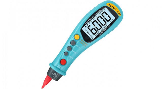Handheld Multimeter ZT203