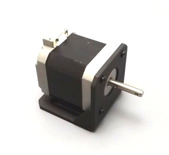NEMA17, Stepper motor mount