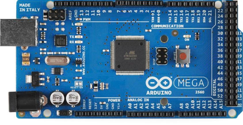 Arduino mega r micro robotics